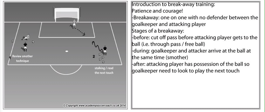 Breakaway Basics for Goalies (SCCC 2016 529a0239f